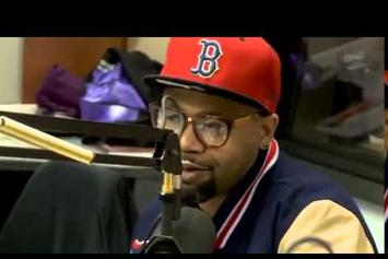 "Nick Cannon ""The Breakfast Club Interview"" Video"