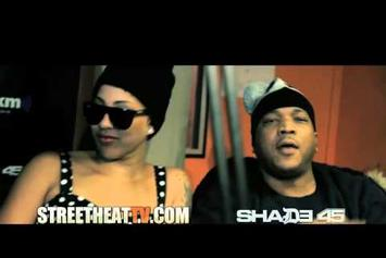"""Styles P """"""""Lion Pride Freestyle"""" At Shade 45"""" Video"""