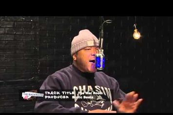 """Styles P """"The Backroom Freestyle"""" Video"""