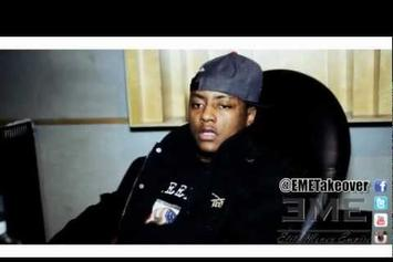 "Cassidy ""On Meek Mill Beef"" Video"