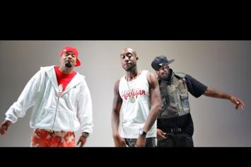 "Method Man Feat. Freddie Gibbs & StreetLife  ""Built For This"" Video"