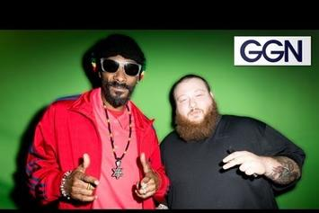 "Snoop Dogg ""GGN: With Action Bronson"" Video"