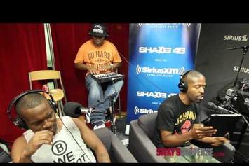 "Murs & Fashawn Feat. Chris Webby & Ski Beatz ""Freestyle On Sway In The Morning"" Video"