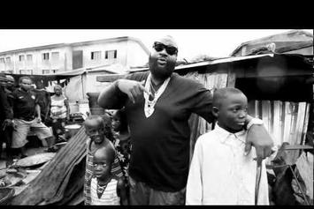 """Rick Ross """"Hold Me Back (Nigeria Edition)"""" Video"""