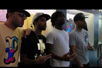 "Chief Keef Feat. Lil Reese ""Hit Pink Dolphin Store in LA"" Video"