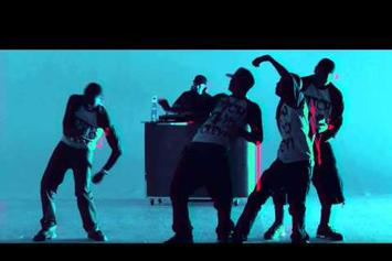 """E-40 Feat. Young Jeezy, Chris Brown, French Montana, Red Cafe & Problem """"Function (Coast to Coast Remix)"""" Video"""