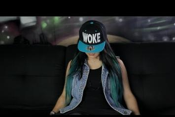 "Snow tha Product ""Neva Gave A Fuck (Freestyle) "" Video"