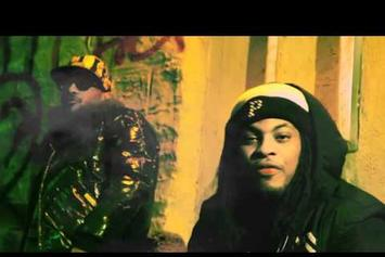 "French Montana & Waka Flocka Feat. Prodigy ""Hell On Earth 2k11"" Video"