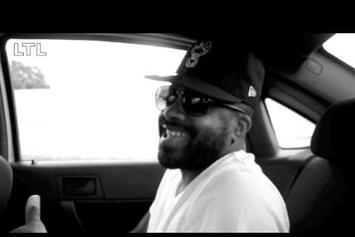 "Jermaine Dupri, Mary J Blige & Pharrell ""In The Studio"" Video"