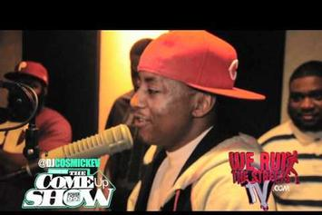 "Cassidy ""Interview On 'The Come Up' Show"" Video"