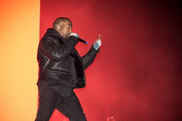 Glastonbury Organizer Responds To Petition Against Kanye West
