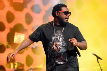 T-Pain Explains Why His Aaliyah Collaboration Didn't Make The Mixtape