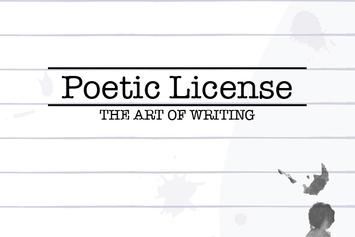 Poetic License: The Art Of Writing