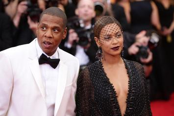 "Jay Z & Beyonce's Album Reportedly ""Nearing Completion,"" Will Be TIDAL Exclusive"