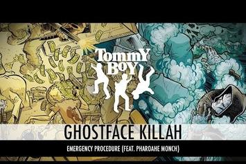 "Ghostface Killah Feat. Pharoahe Monch ""Emergency Procedure"" Video"