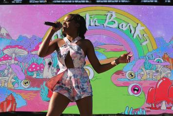 Azealia Banks Mocks Pharrell's Chanel Ad