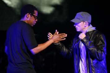 "Jay Z, Drake & Eminem Are Among Billboard's ""Money-Makers"" Of 2014"
