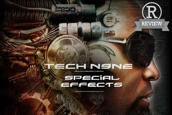 """Review: Tech N9ne's """"Special Effects"""""""