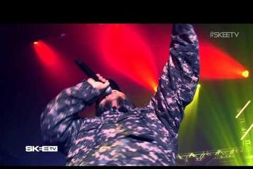 """Alex Wiley Performs """"Vibration"""" On Skee TV"""