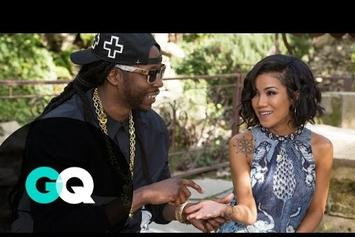 "2 Chainz & Jhene Aiko Visit A Psychic In ""Most Expensivest Shit"""