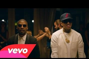 "Jamie Foxx Feat. Chris Brown ""You Changed Me"" Video"