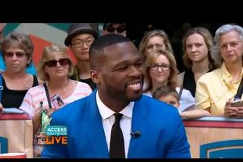 50 Cent On Access Hollywood Live