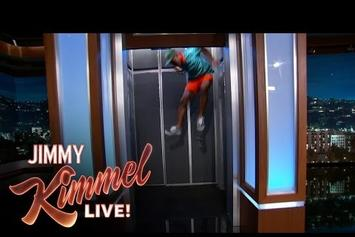 Tyler, The Creator On Jimmy Kimmel