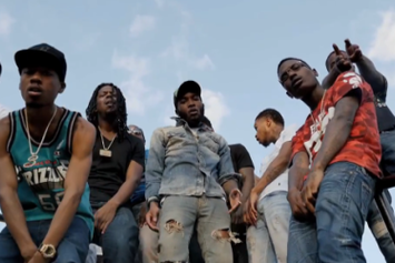 "Shy Glizzy & Glizzy Gang ""From The Get Go"" Video"