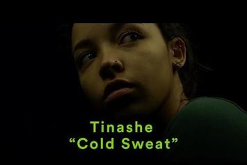 "Tinashe ""Cold Sweat"" Video"