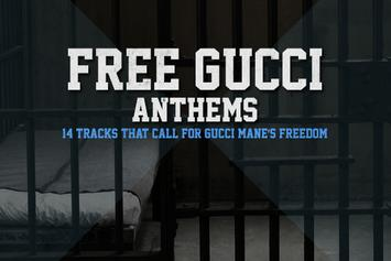 """""""Free Gucci"""" Anthems: 14 Tracks That Call For Gucci Mane's Freedom"""