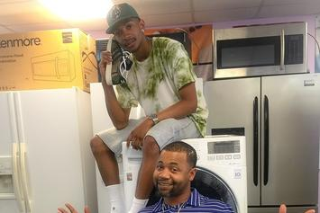 Watch Juvenile's Outstanding Appliance Store Promo Spot