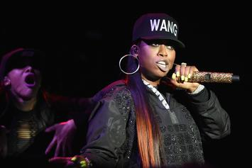 Missy Elliott's New Single Will Be Produced By Pharrell