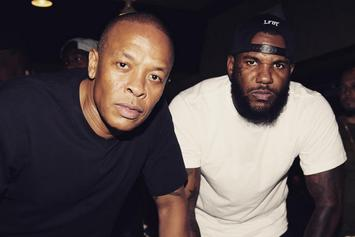"The Game Says Dr. Dre Called ""The Documentary 2"" The Best Rap Album In 5 Years"