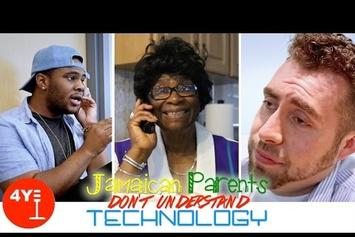 """4Yall Entertainment """"Jamaican Parents Don't Understand Technology"""" Video"""