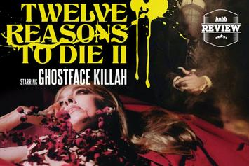 "Review: Ghostface Killah & Adrian Younge's ""12 Reasons To Die II"""