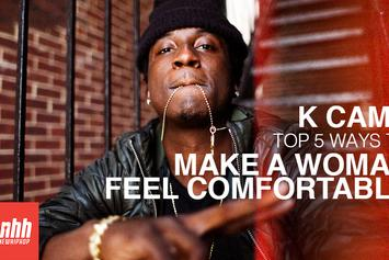 "K Camp's Top 5 Ways To Make A Woman Feel ""Comfortable"""