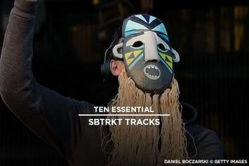 10 Essential SBTRKT Tracks