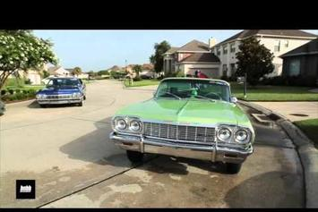 Curren$y On His 1965 Chevy Impala