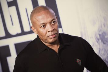 """Dr. Dre Offers Apology To The """"Women I've Hurt"""""""