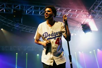 J Cole Brings Out Jay-Z, Big Sean, & Drake In Fayetteville