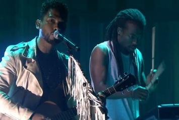 """Miguel Takes """"Simplethings"""" To The Tonight Show"""