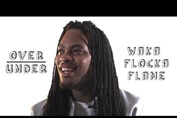 Waka Flocka Shares Opinion On Kendrick Lamar, Hillary Clinton, & Kurt Cobain