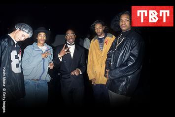 #TBT: Bone Thugs-N-Harmony's Early Singles