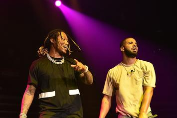 "First Week Sales For Drake & Future's ""What A Time To Be Alive"", Mac Miller's ""GO:OD AM"""