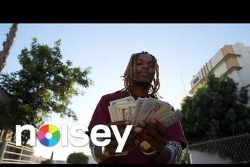 """""""Noisey Raps"""" With Fetty Wap & The Zoo Gang"""