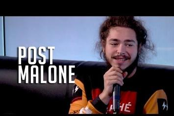 Post Malone On HOT 97