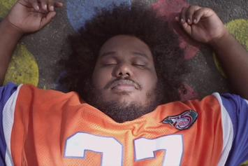"""Michael Christmas """"Look Up/ Save The Day"""" Video"""