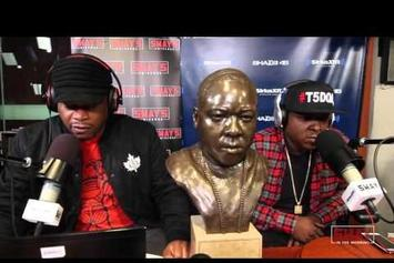 Jadakiss On Sway In The Morning