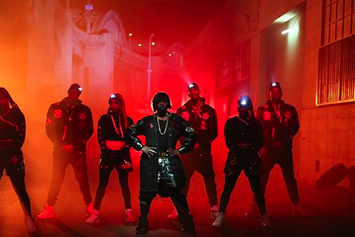 "Missy Elliott Feat. Pharrell ""WTF (Where They From)"" Video"