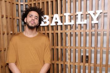 """J. Cole & Dreamville's """"Revenge Of The Dreamers II"""" Cover Art & Release Date Revealed"""